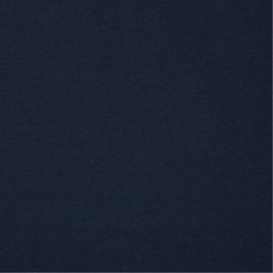 Navy blue clean quality cotton premium textile
