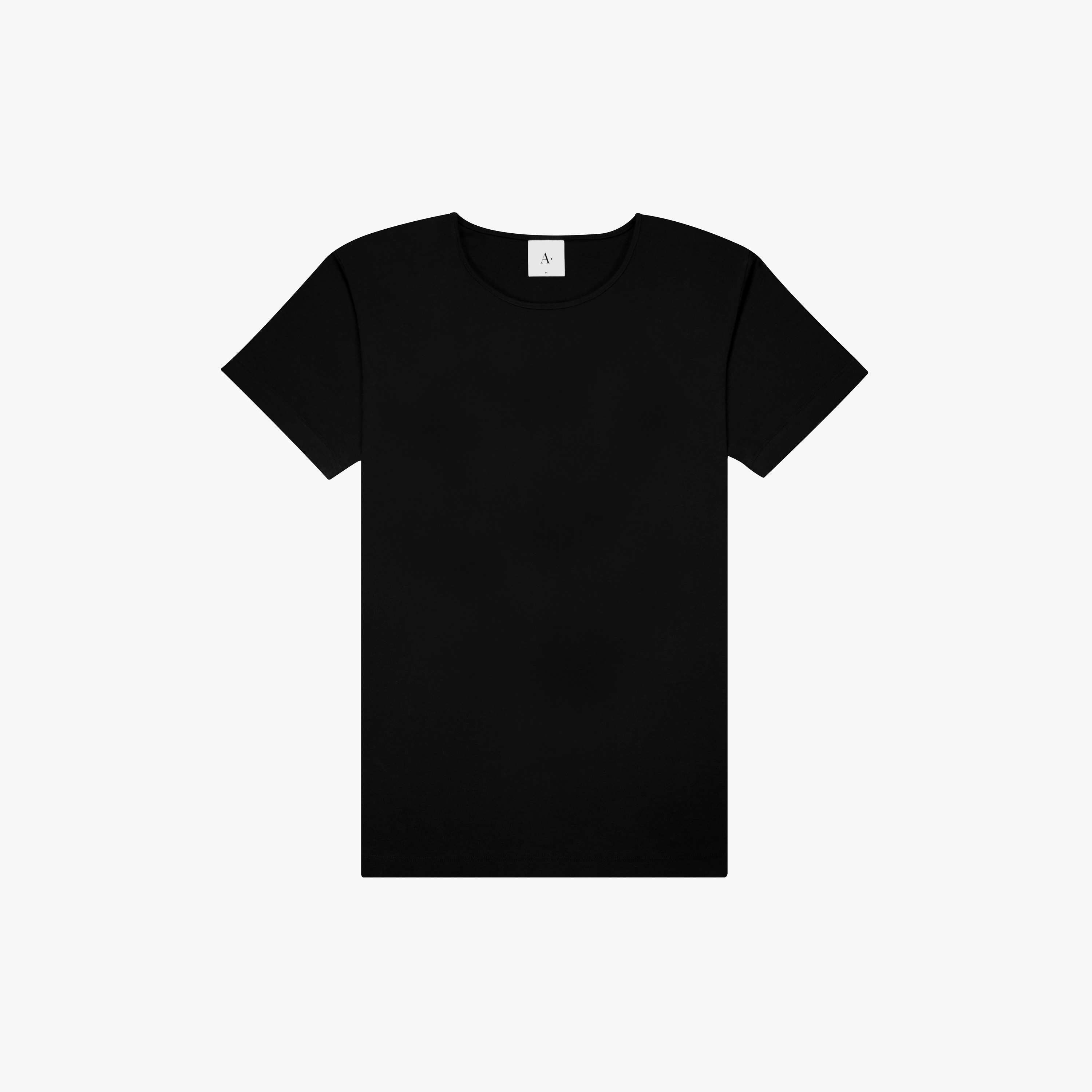 black, faded, cream, pure, tee, organic, natural, cotton, premium, quality, sustainablilty