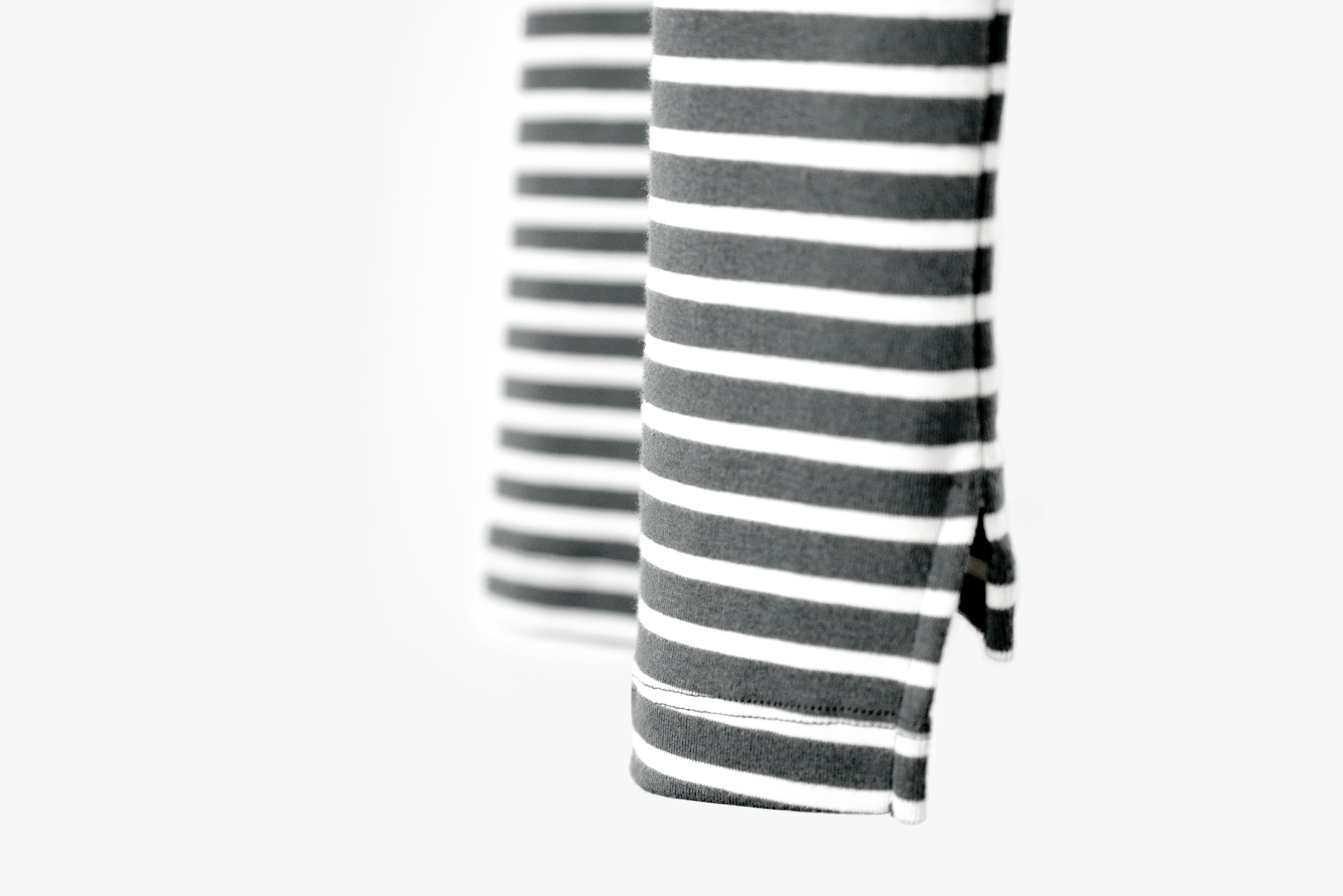 Organic, stripes, close-up, details, premium, sustainable, longevity