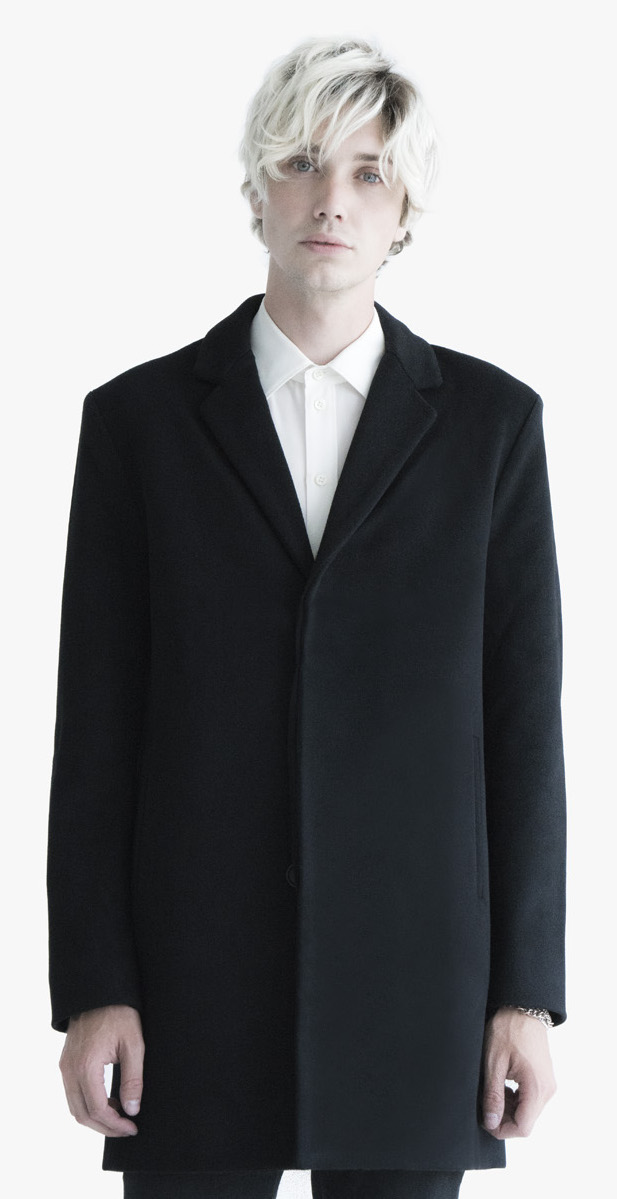 Overcoat Cashmere Jacket Silk Cashmere Clean Luxury Quality